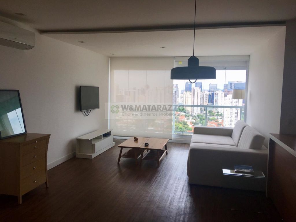 Apartamento Brooklin Paulista - Referência WL12358