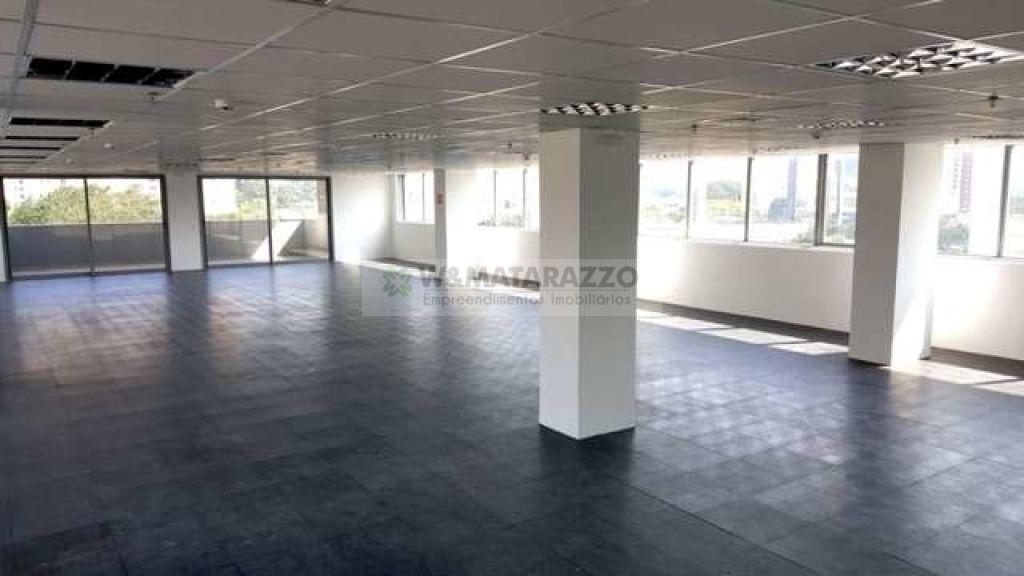 Conjunto Comercial/sala SANTO AMARO - Referência WL12705