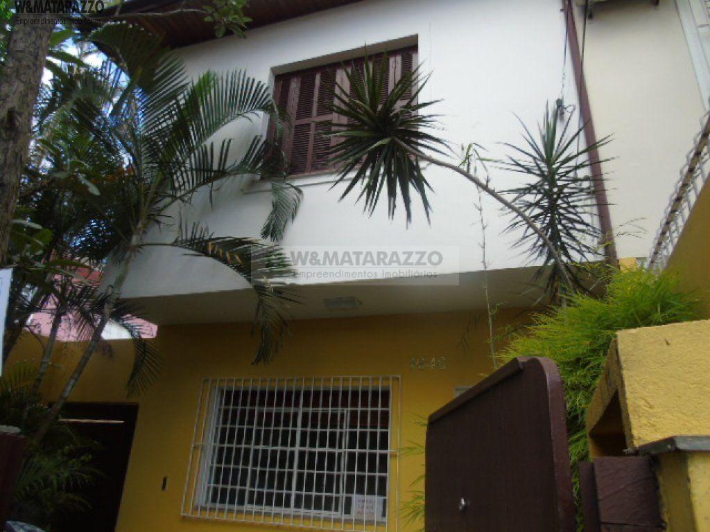 Casa de Vila CAMPO BELO - Referência WL12747