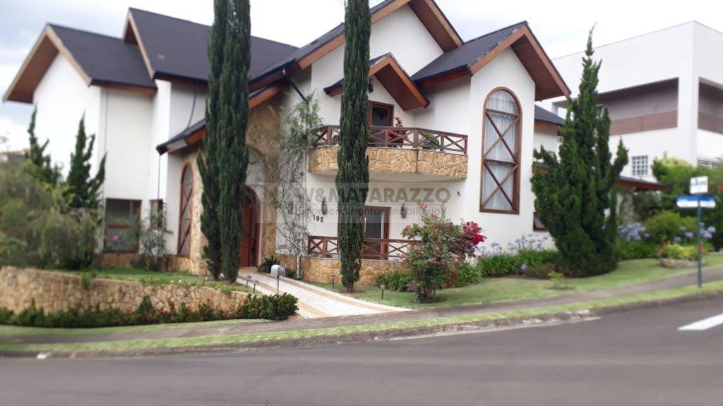 Casa de Condomínio Jardim Vila Paradiso 4 dormitorios 7 banheiros 7 vagas na garagem