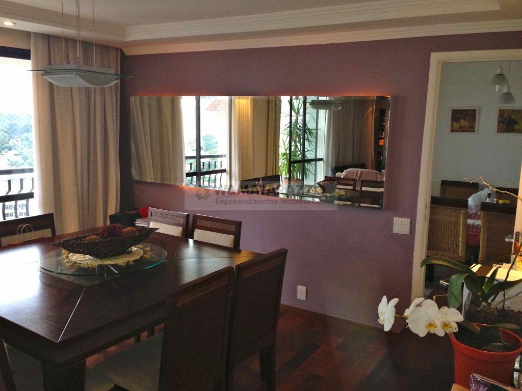 Apartamento Santo Amaro 4 dormitorios 6 banheiros 4 vagas na garagem