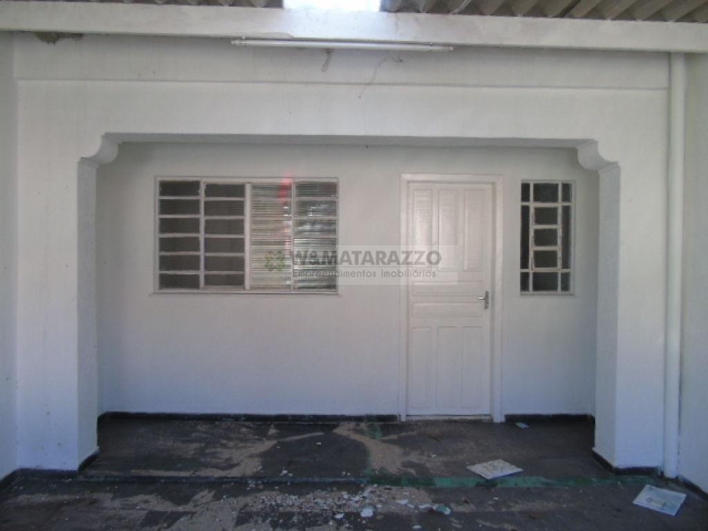 Casa comercial Santo Amaro 3 dormitorios 2 banheiros 1 vagas na garagem