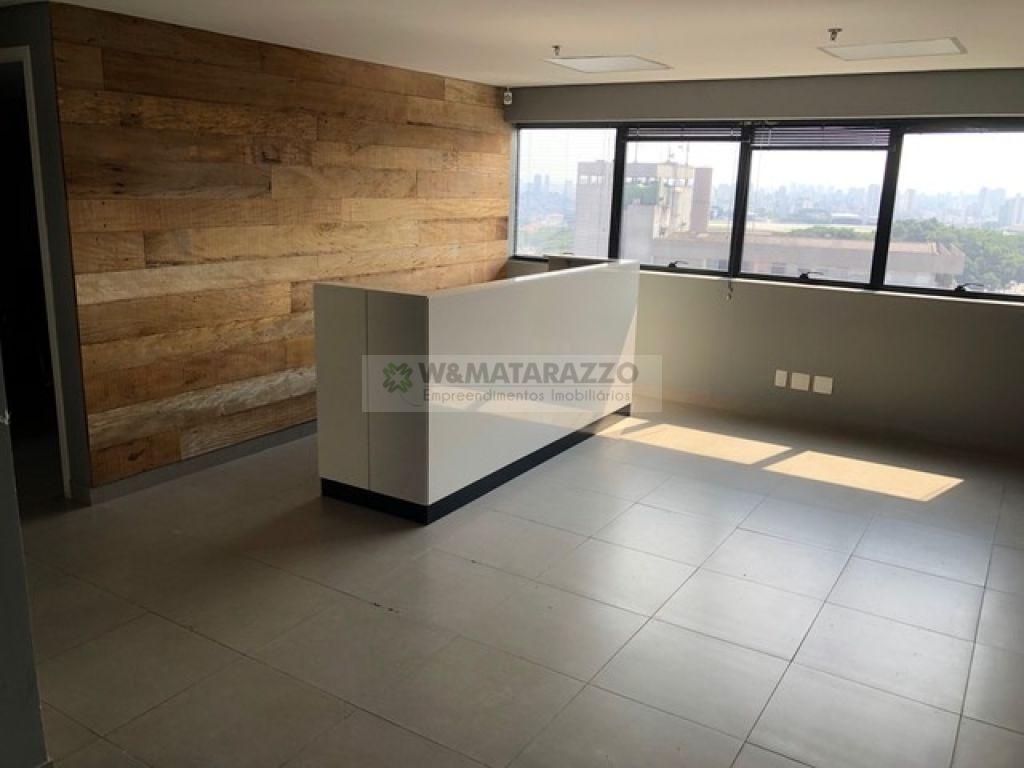 Conjunto Comercial/sala Mirandópolis - Referência WL12798