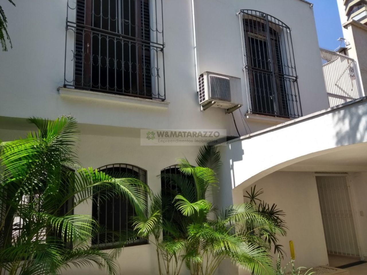 Casa comercial Campo Belo - Referência WL12815