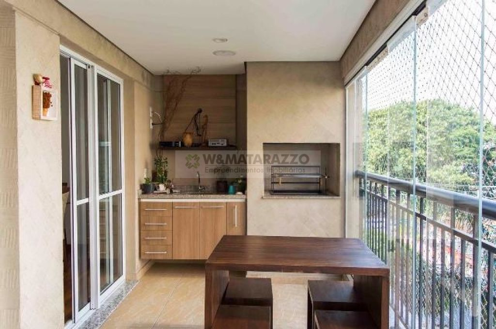 Apartamento Vila Gertrudes 2 dormitorios 3 banheiros 2 vagas na garagem