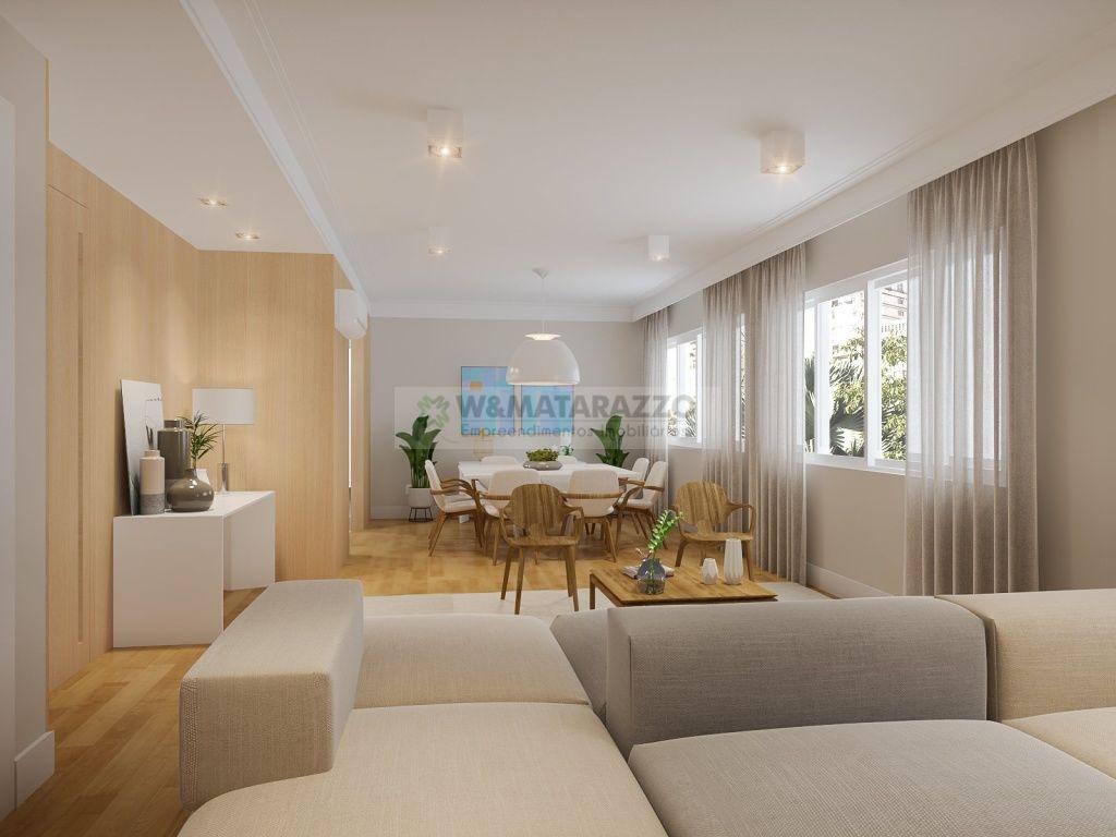 Apartamento Cerqueira César - Referência WL12897