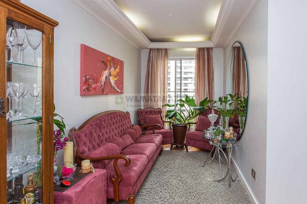 Apartamento Indianópolis 2 dormitorios 1 banheiros 1 vagas na garagem