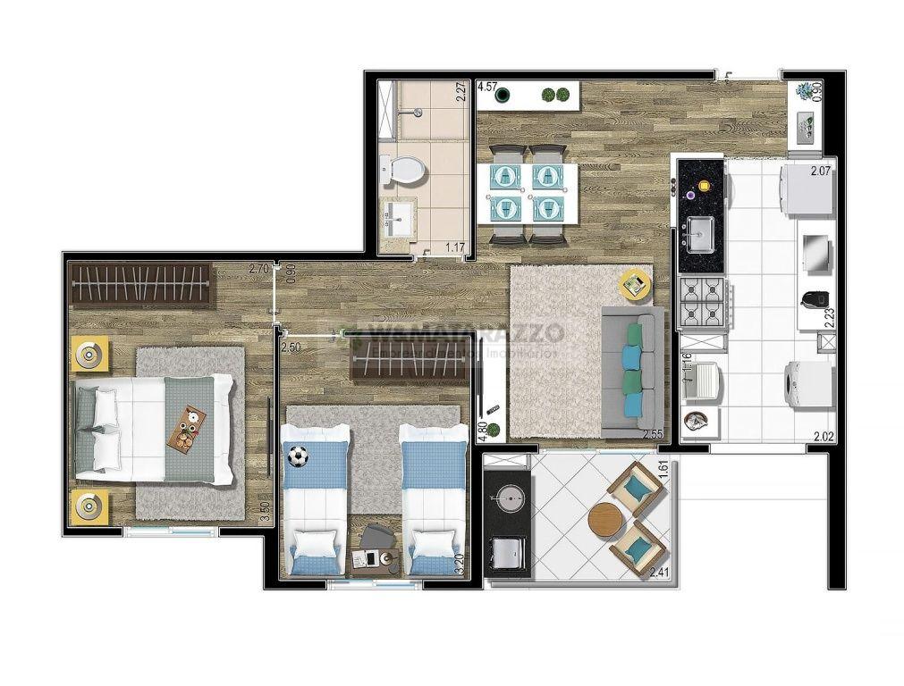 Apartamento Vila Andrade - Referência WL12947