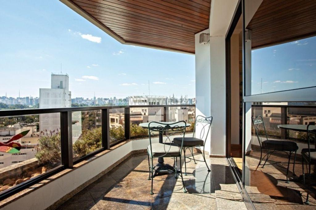 Apartamento Indianópolis 4 dormitorios 6 banheiros 4 vagas na garagem