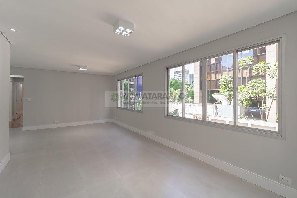 Apartamento Jardim Paulistano 3 dormitorios 3 banheiros 2 vagas na garagem