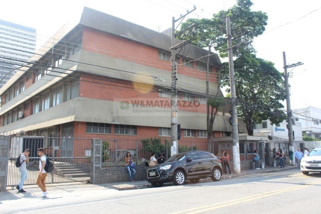 Prédio Inteiro Várzea da Barra Funda - Referência WL13064