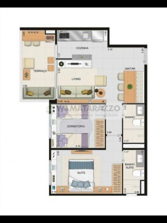 Apartamento Sumarezinho - Referência WL13087