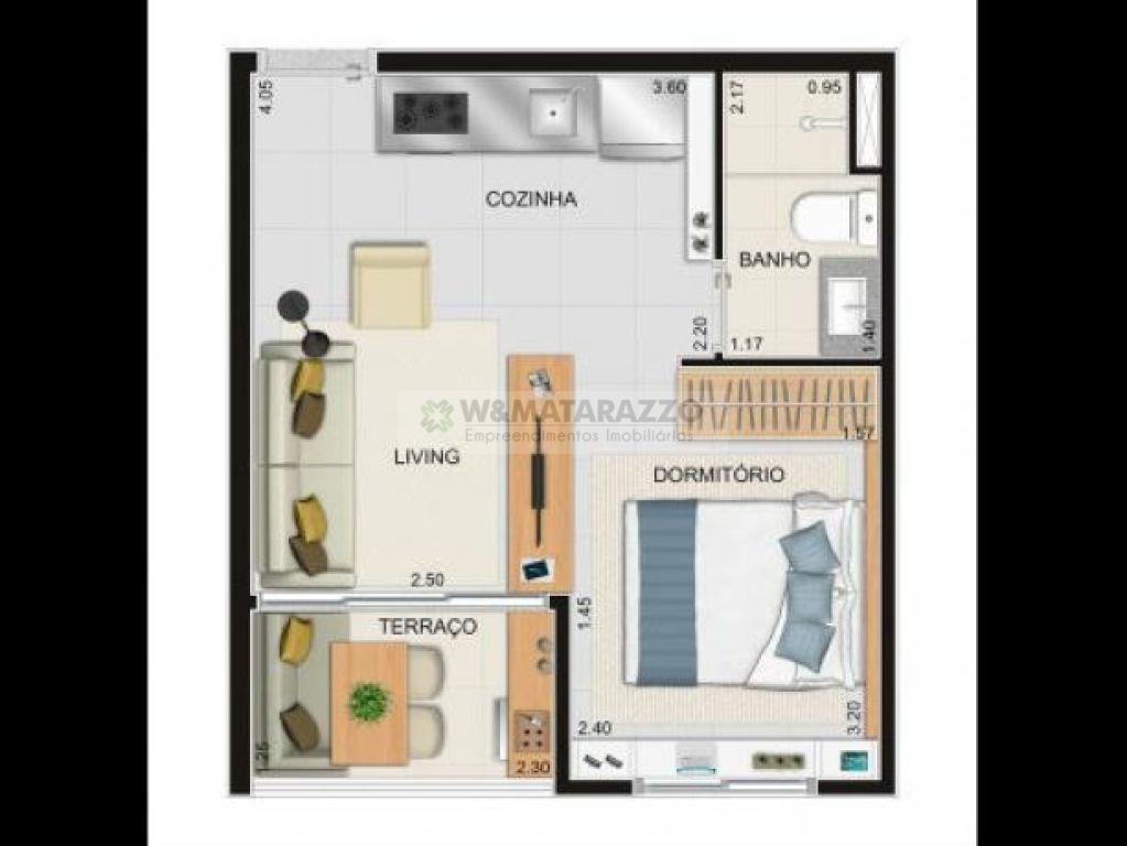Apartamento Sumarezinho - Referência WL13088