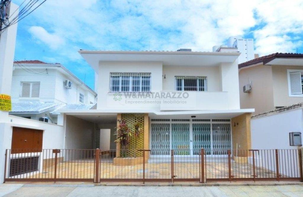 Casa comercial Vila Nova Conceição 9 dormitorios 3 banheiros 4 vagas na garagem