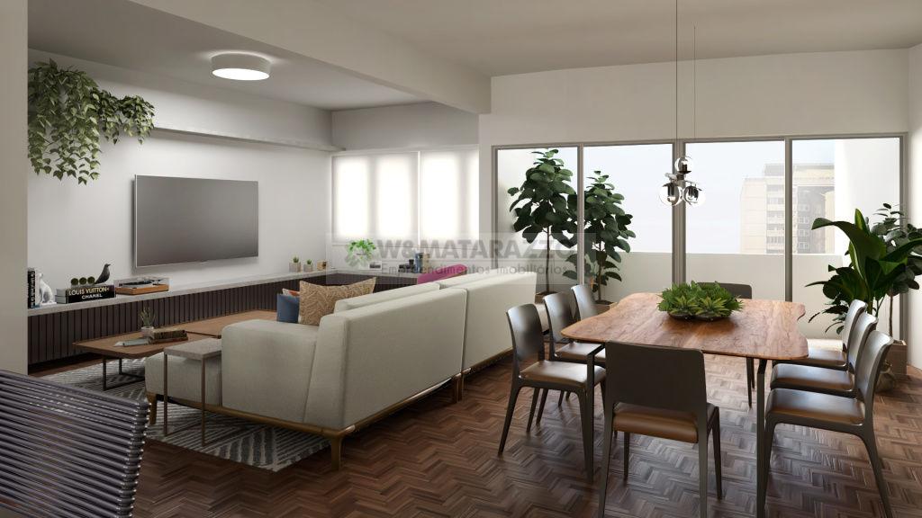 Apartamento Higienópolis - Referência WL13200
