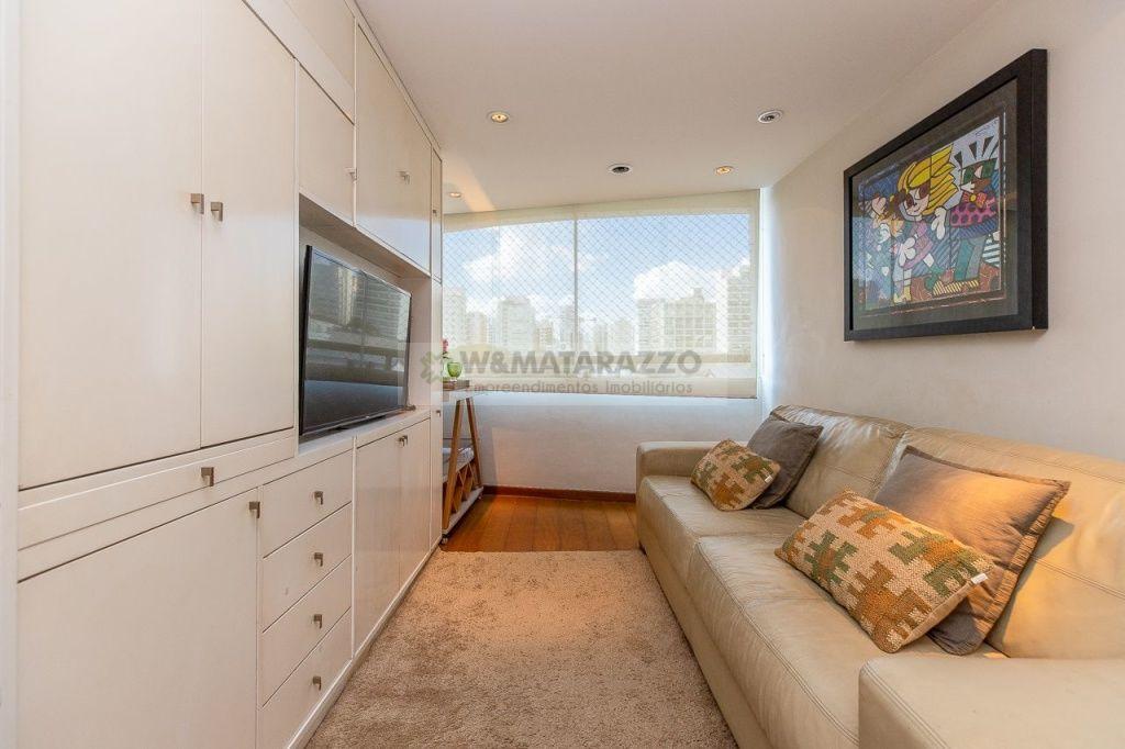 Apartamento Indianópolis 2 dormitorios 2 banheiros 2 vagas na garagem