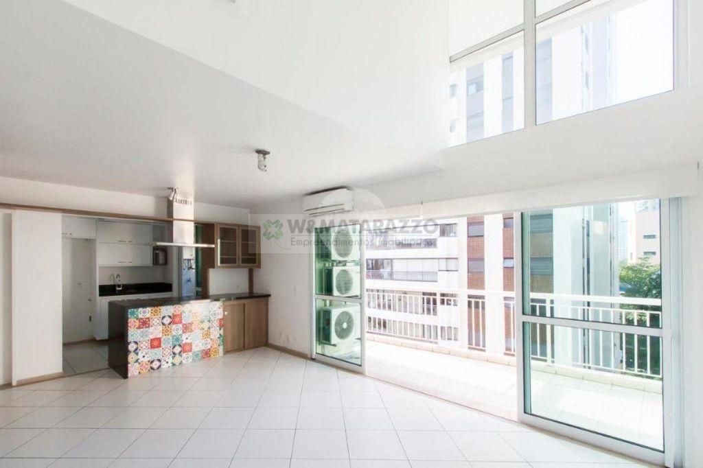 Loft Vila Nova Conceição 2 dormitorios 2 banheiros 2 vagas na garagem
