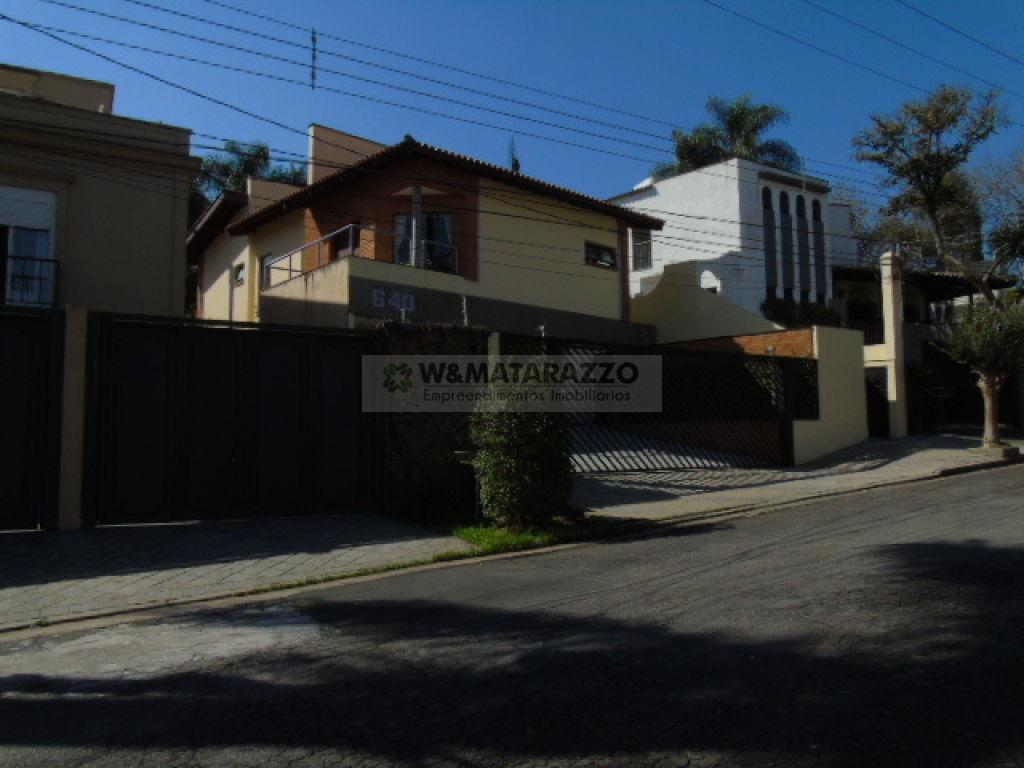 Casa de Vila MORUMBI - Referência WL1477
