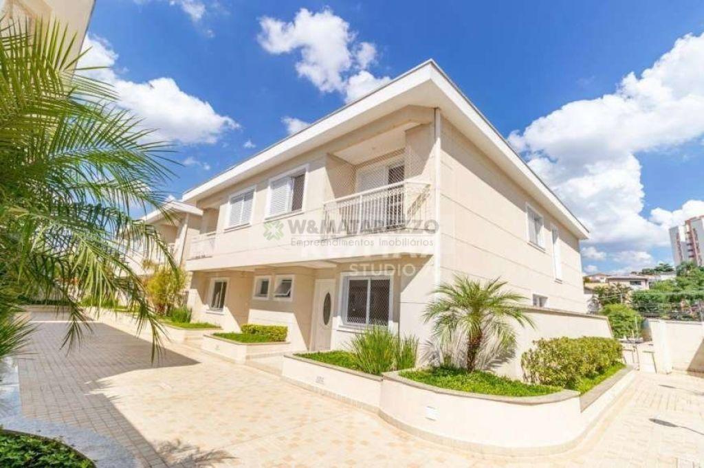 Casa de Condomínio Jardim Prudência - Referência WL4730