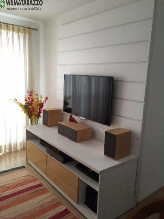 Apartamento venda CHÁCARA SANTO ANTÔNIO (ZONA SUL) SÃO PAULO