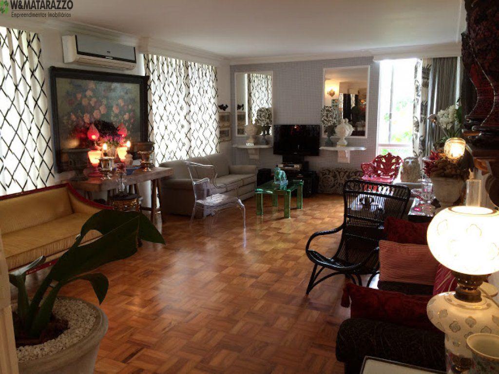 Apartamento Cerqueira César - Referência WL7939