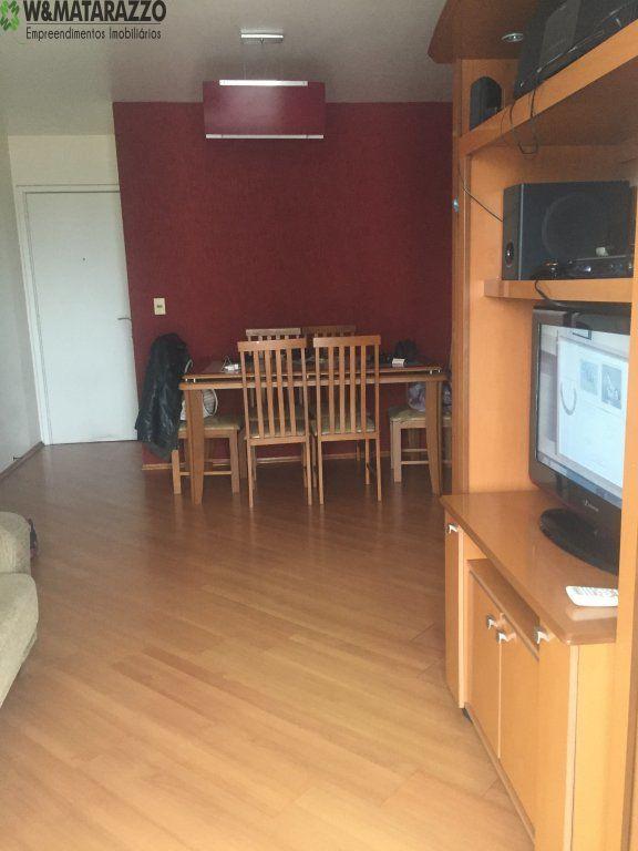 Apartamento Vila Cruzeiro - Referência WL7967