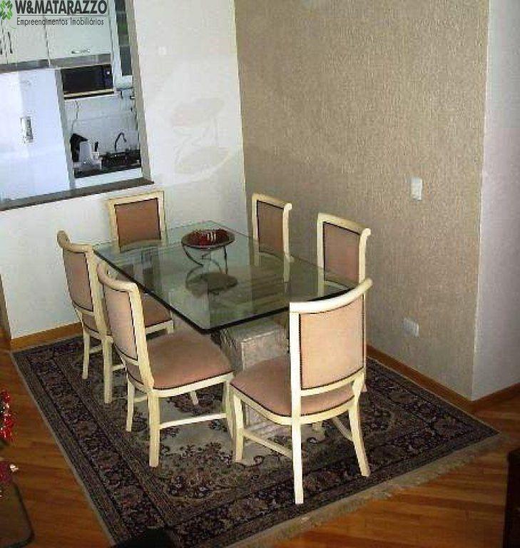 Apartamento Vila Santo Estéfano 2 dormitorios 1 banheiros 1 vagas na garagem