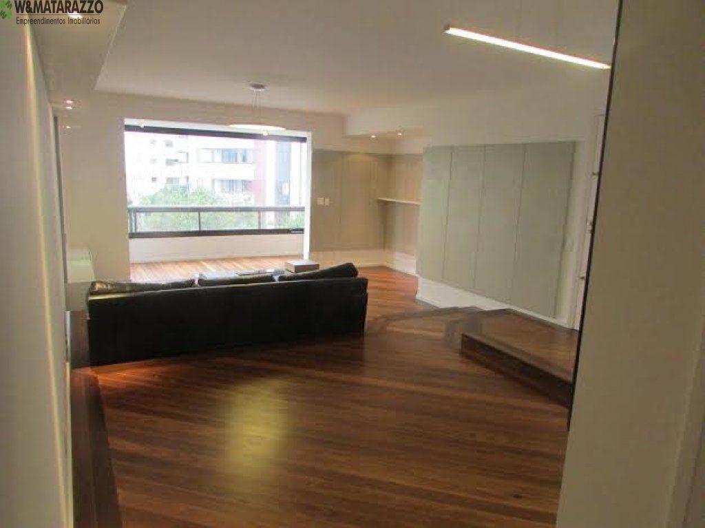 Apartamento Indianópolis - Referência WL8024