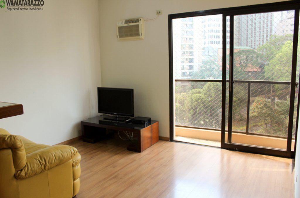Apartamento Jardim Paulista 1 dormitorios 1 banheiros 1 vagas na garagem