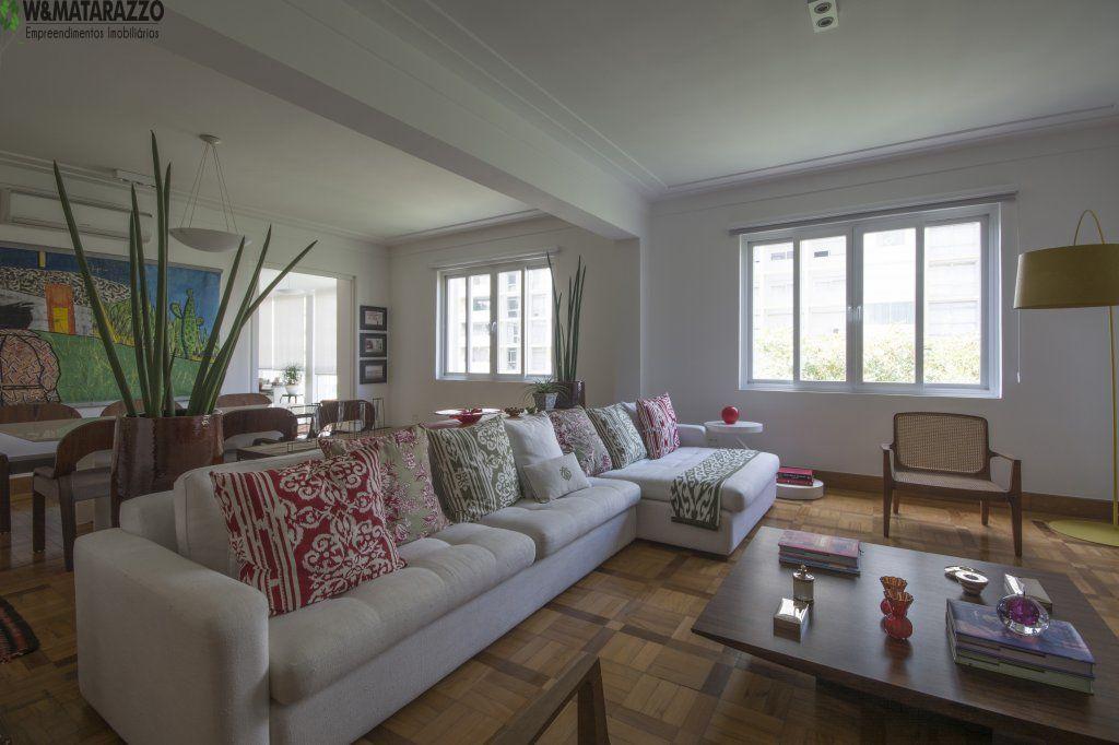 Apartamento Higienópolis - Referência WL8029