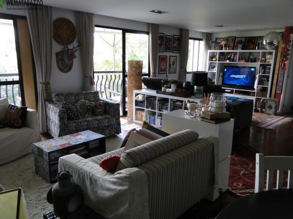 Apartamento venda Santo Amaro - Referência WL8136