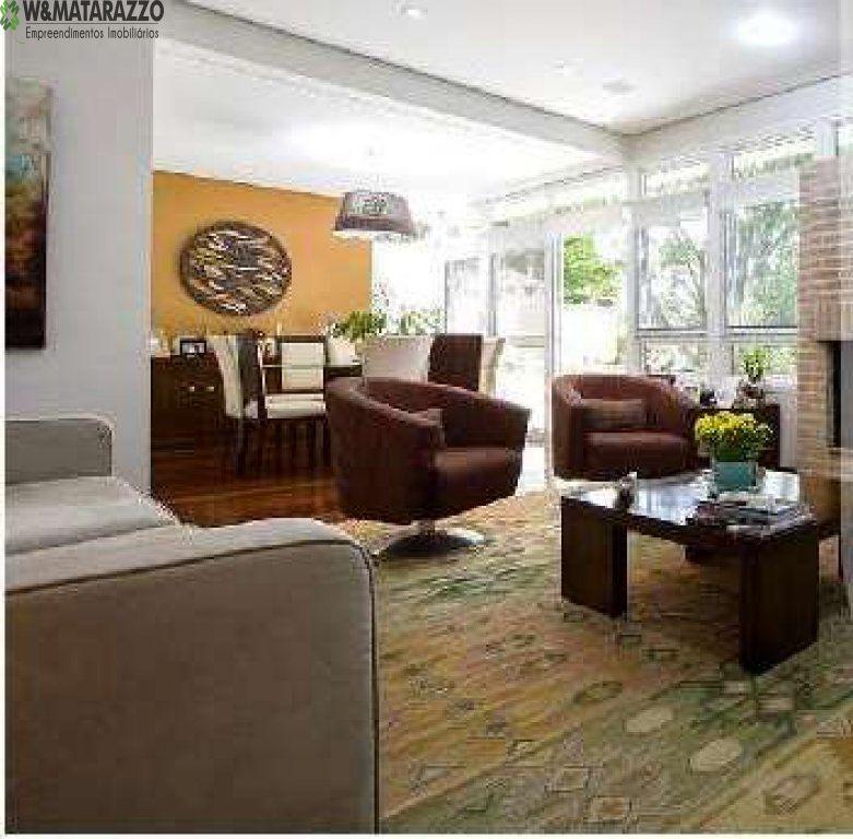 Casa de Condomínio venda Chácara Monte Alegre - Referência WL8148