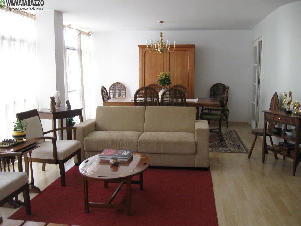 Apartamento Paraíso 3 dormitorios 4 banheiros 2 vagas na garagem
