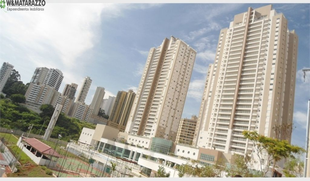 Apartamento Jardim Monte Kemel 4 dormitorios 5 banheiros 3 vagas na garagem
