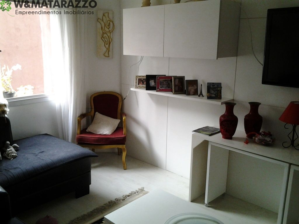 Apartamento Indianópolis 2 dormitorios 3 banheiros 1 vagas na garagem