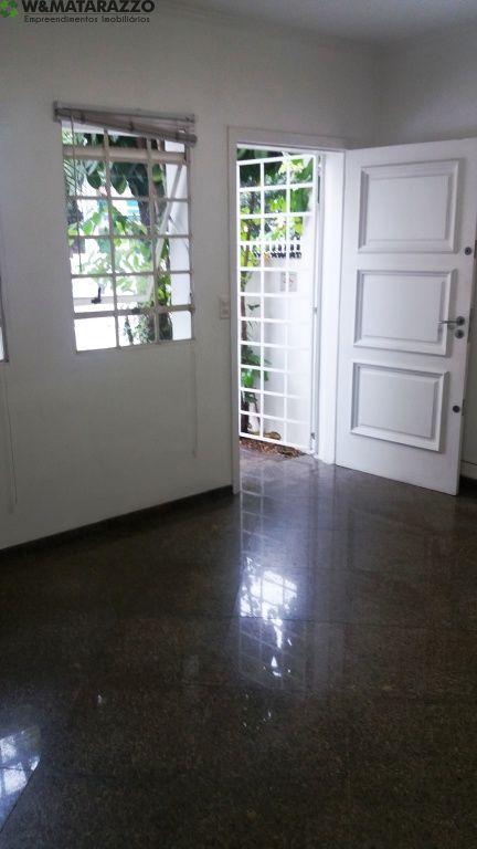 Casa comercial Brooklin Paulista 0 dormitorios 4 banheiros 1 vagas na garagem