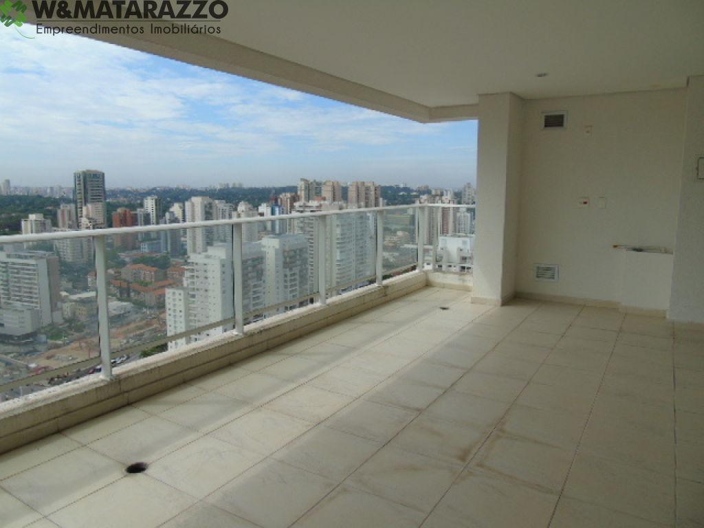 Apartamento venda Brooklin Paulista - Referência WL8217