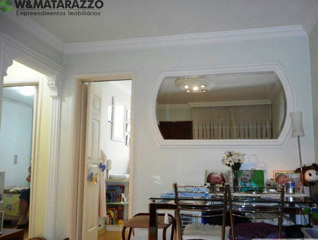 Apartamento venda Jardim Marajoara - Referência WL8521