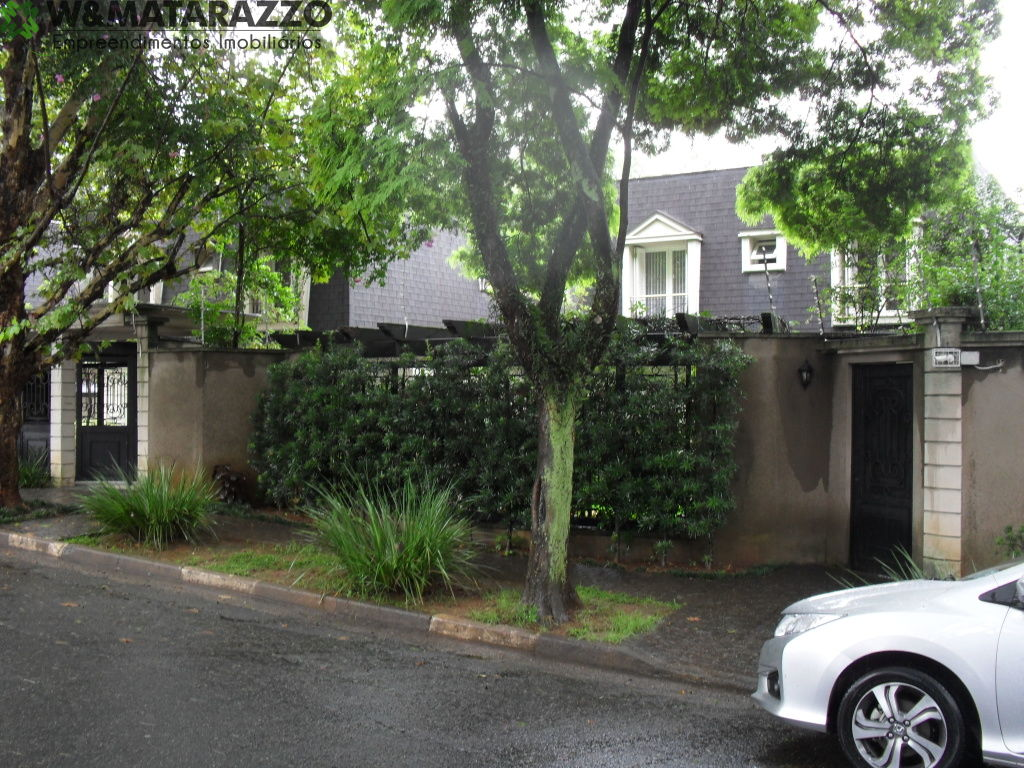 Casa de Condomínio Brooklin Paulista - Referência WL8534
