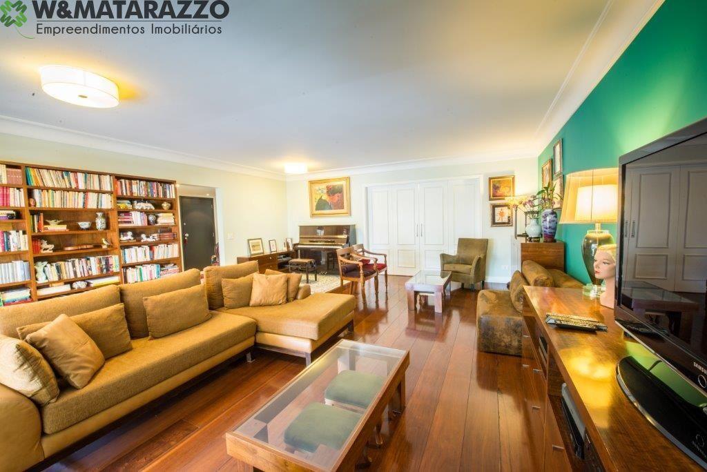 Apartamento Brooklin Paulista - Referência WL8544