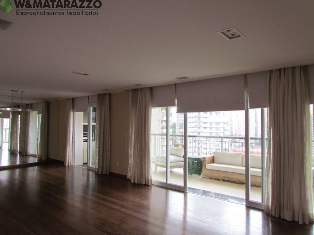 Apartamento Vila Nova Conceição - Referência WL8548