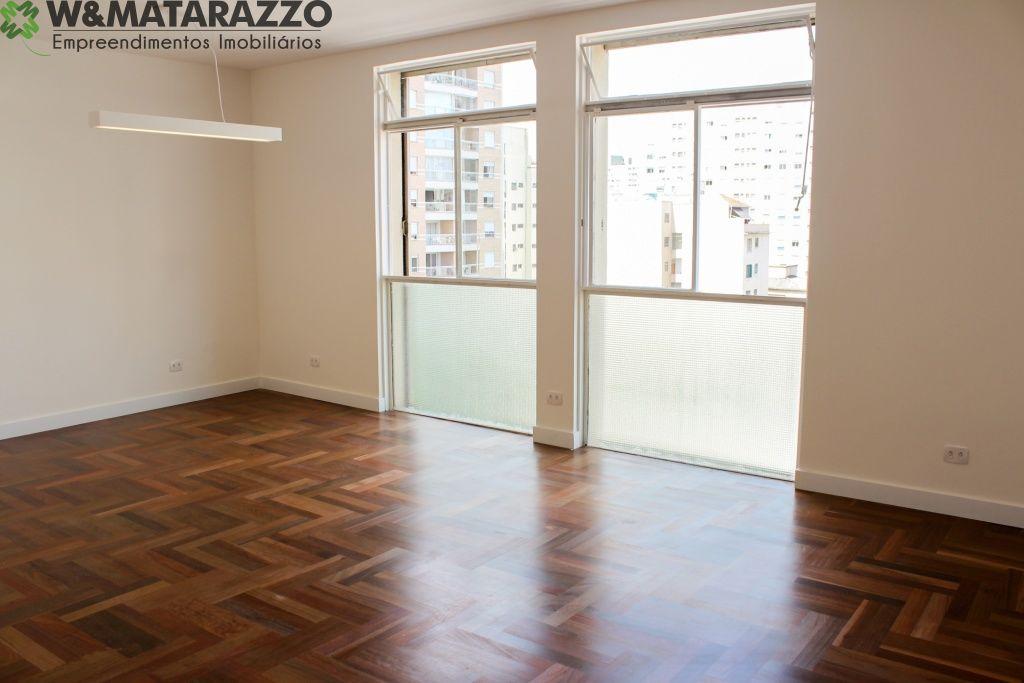 Apartamento Vila Buarque 3 dormitorios 3 banheiros 1 vagas na garagem