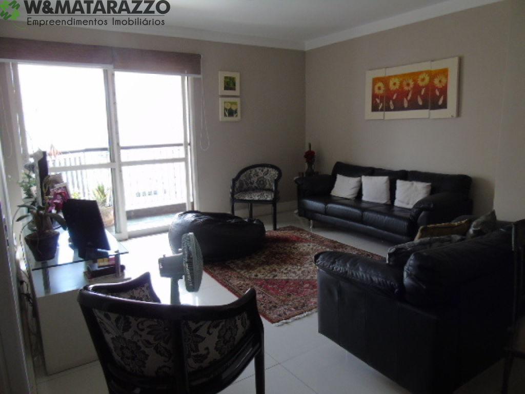 Apartamento Indianópolis - Referência WL8562
