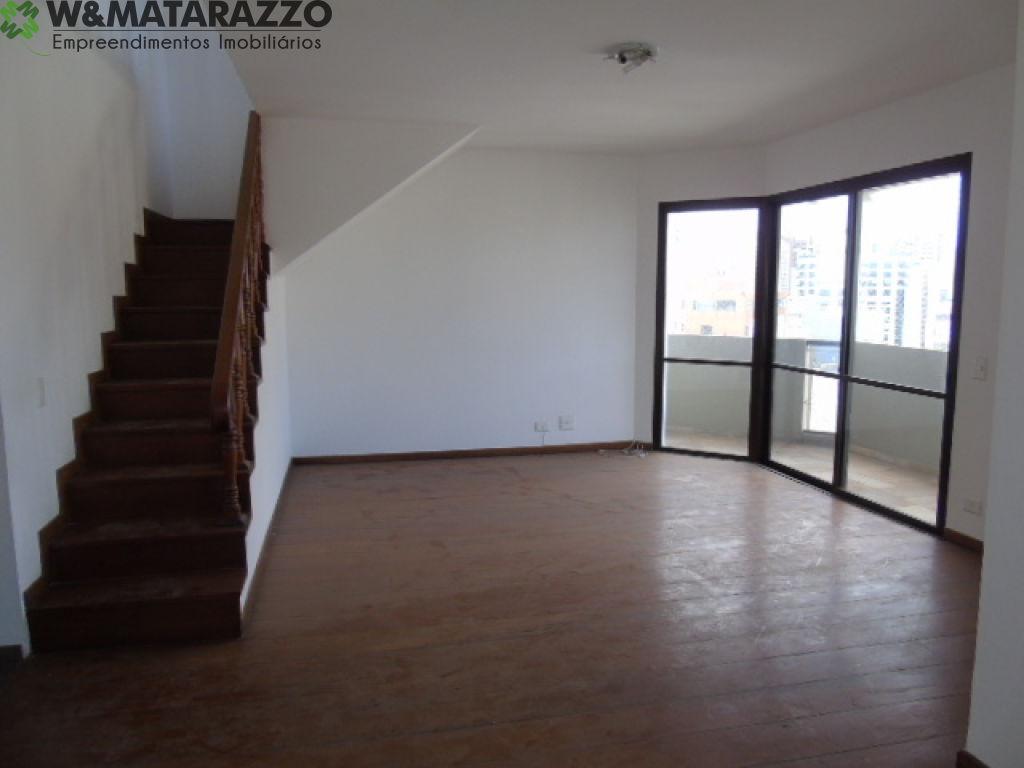 Apartamento Indianópolis - Referência WL8564