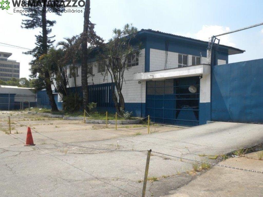 Galpão/Depósito/Armazém aluguel Jaguaré - Referência WL8568