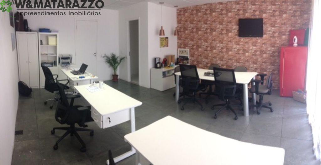 Conjunto Comercial/sala Campo Belo - Referência WL8576