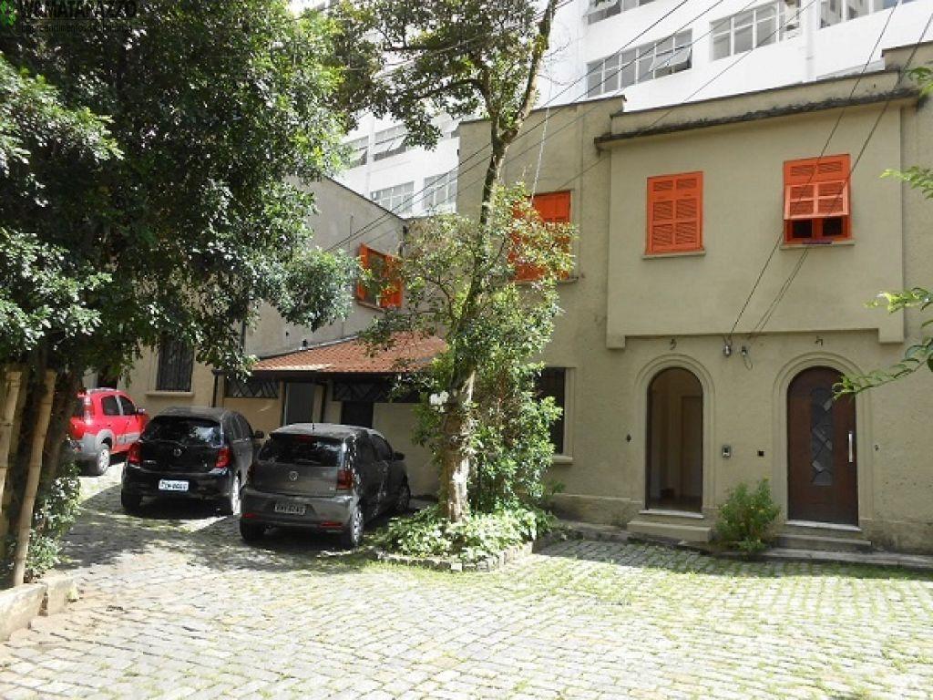 Casa comercial Higienópolis 0 dormitorios 2 banheiros 2 vagas na garagem