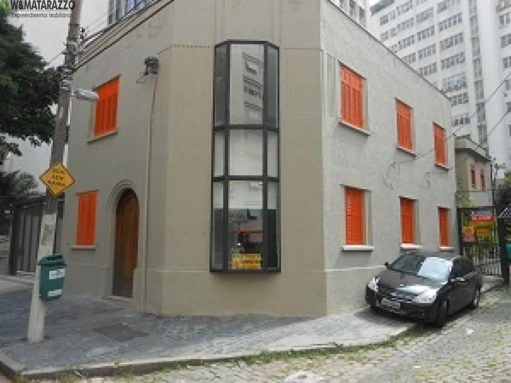 Casa comercial aluguel HIGIENÓPOLIS - Referência WL8598