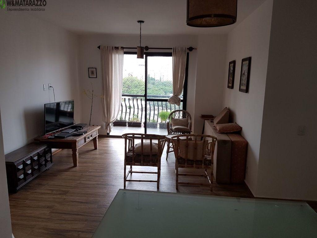 Apartamento venda Santo Amaro - Referência WL8607