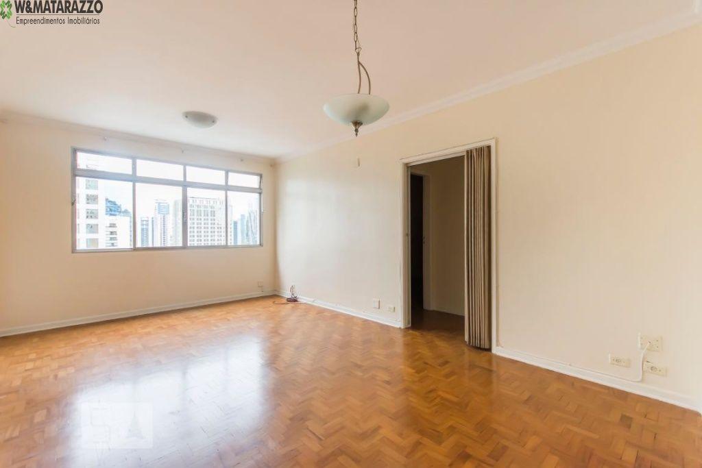 Apartamento venda ITAIM BIBI - Referência WL8648